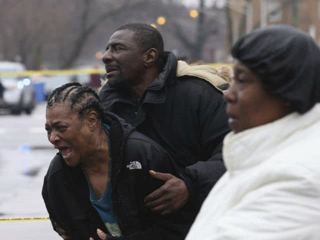Chicago Massaker