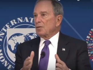 Bloomberg says raising taxes on poor good.