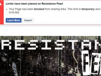 Facebook censorship of conservatives