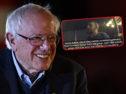 Bernie Sanders Supporter Wants Soviet Sytle Gulags
