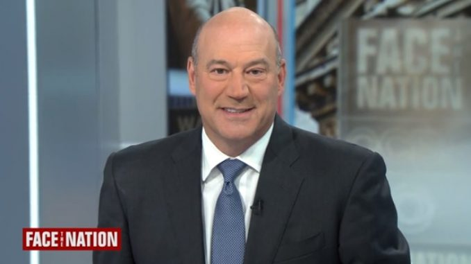 Gary Cohn on Face The Nation