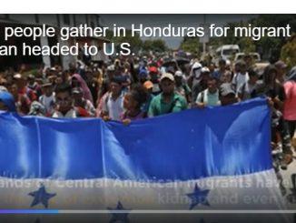 Honduras Caravan